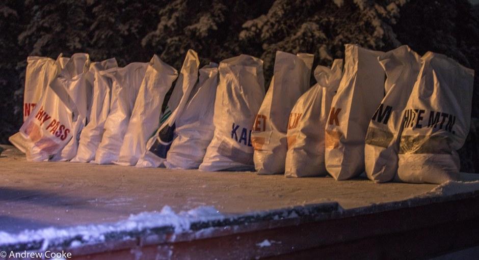 Iditarod drop bag day-5